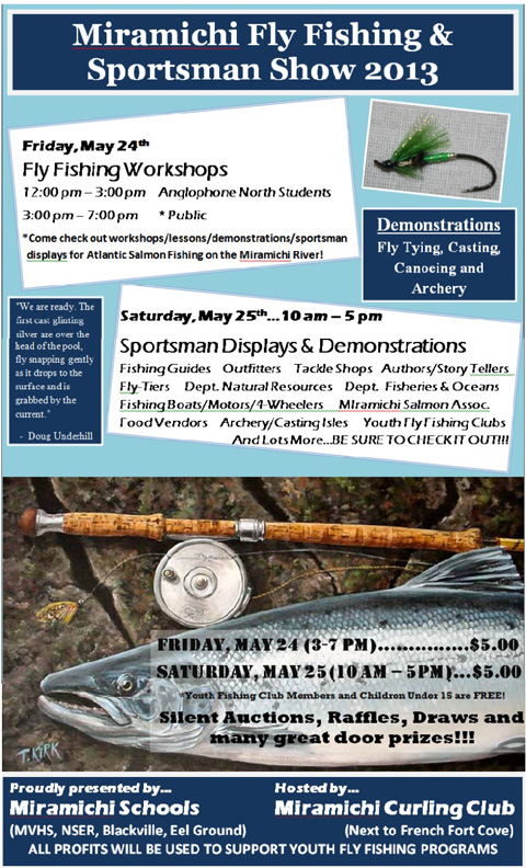 Miramichi Fly Fishing and Sportsman Show