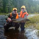 Miramichi Fishing Report for Thursday, September 29, 2016