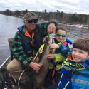 Miramichi Fishing Report for Thursday, May 4, 2017