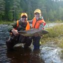 Miramichi Fishing Report for Thursday, May 11, 2017