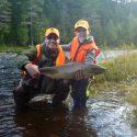 Miramichi Fishing Report for Thursday, May 11, 2017